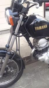 ヤマハ SR125 2
